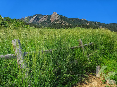 The Flatirons, Boulder CO