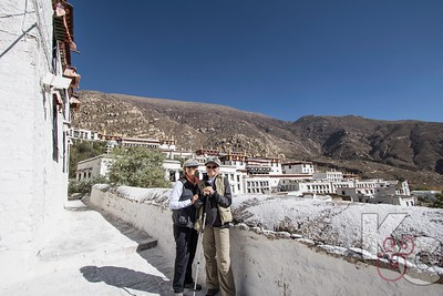 We are at Drepung Monastery!
