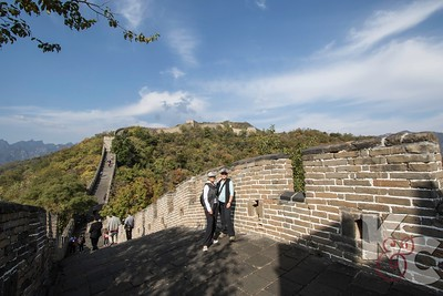 Great Wall -  Not an Easy Walk