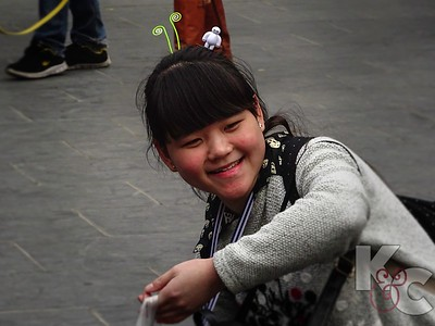 Popular Hair Adornments for Chinese Children