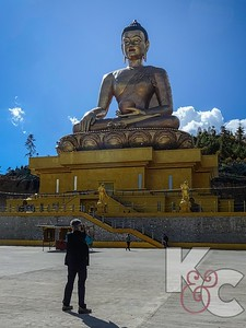 This Buddha Was 169 Feet Tall