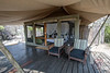 Our Tent At Onguma Tented Camp Near Etosha National Park