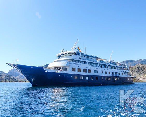 The Safari Endeavor - Our Home On The Sea Of Cortez