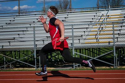 Galloway Track 4 x 100 4