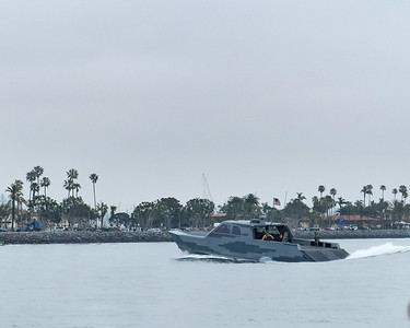 Navy Seal Transportation Boat