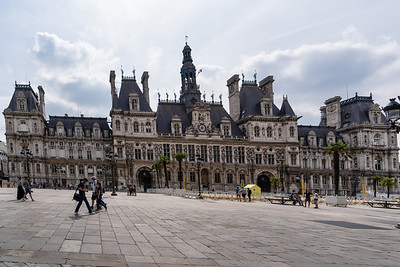 Paris Town Hall