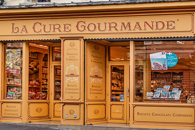 Confectionery Shop in Montmarte