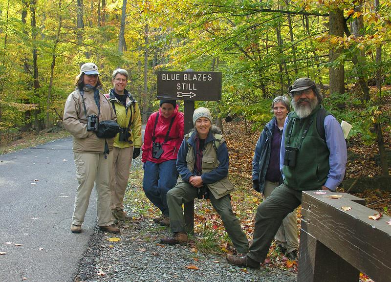 Blue Ridge Beginnings - Catoctin Mountain Park (October 2006)<br /> Led by Stephanie Mason