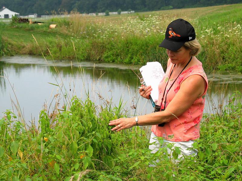 Montgomery County Ag Reserve (July 2005)<br /> Led by Melanie Choukas-Bradley