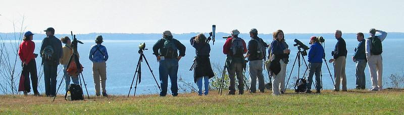 Top o' the Bay - Elk Neck (November 2004)<br /> Led by Mark Garland