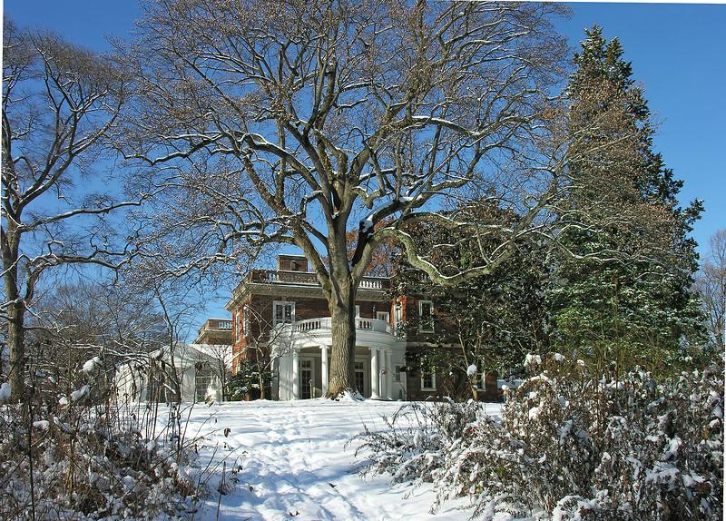 Woodend Winter Front - DSCN7915