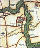 Woodend Historical Map - enlarged for poster