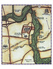 Woodend Historical Map - letter size for printing