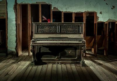 Piano of Yesterday