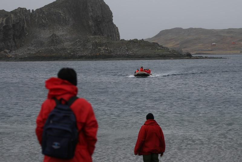 Chilean Naval Base, Antartica