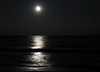Moonrise over the Atlantic<br /> Topsail Island, NC