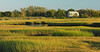 Bass Hole salt marsh at sunset<br /> Yarmouth Port, Cape Cod, MA