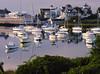 Wychmere Harbor at dawn<br /> Harwichport, Cape Cod, MA