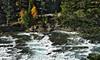 Bow Falls<br /> Banff Townsite, Alberta, Canada