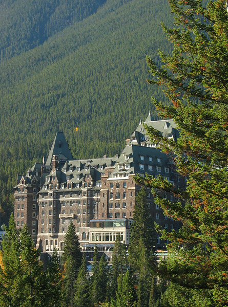 Banff Springs Hotel<br /> Banff Townsite, Alberta, Canada