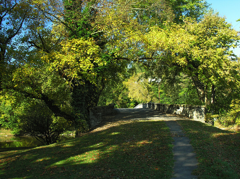 Wilson Bridge over Conococheague Creek<br /> Near Hagerstown, MD