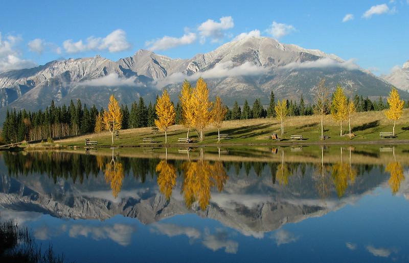 Quarry Lake Park<br /> Canmore, Alberta, Canada