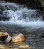 Silverton Falls cascade<br /> Banff National Park, Alberta, Canada