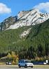 Rockies highway<br /> Lac des Arcs, Alberta, Canada
