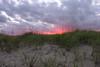 Sunset behind dune<br /> Cape Cod National Seashore, Eastham, Cape Cod, MA