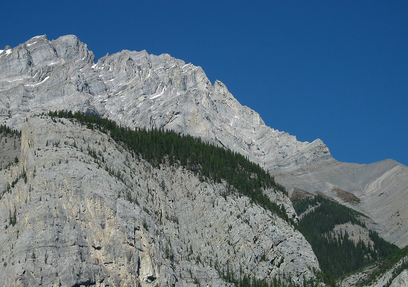 Cascade Mountain<br /> Banff National Park, Alberta, Canada
