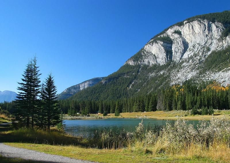 Cascade Ponds<br /> Banff National Park, Alberta, Canada