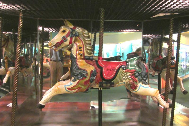 ZO 43 Carousel Horse