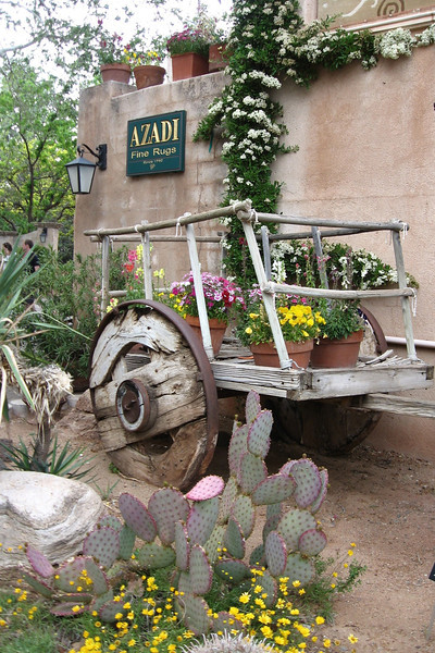 AZ 8 Flower Cart