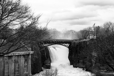 Great FAlls Park, Paterson NJ - Mar 9 2011