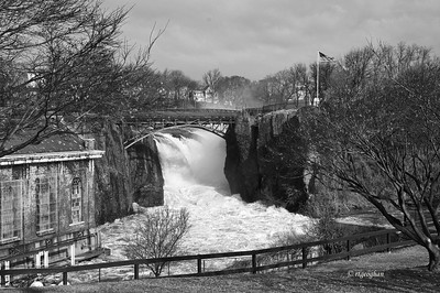 Great Falls Park, Paterson NJ - Mar 12 2011