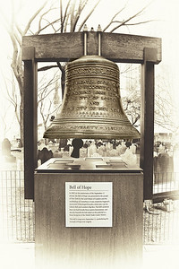 Bell of Hope-NYC St Paul's Chapel