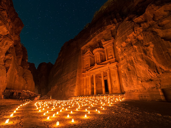 The Treasury – Petra, Jordan