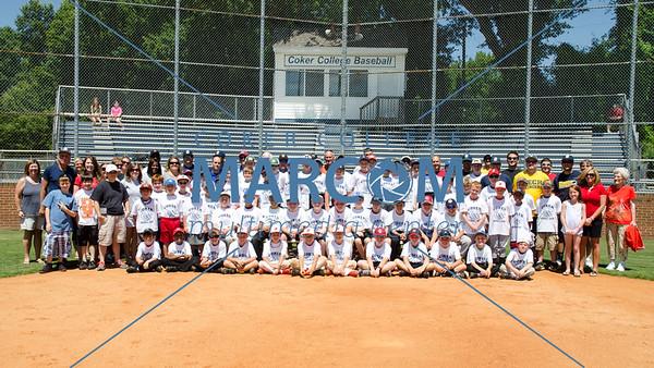 Baseball Camp - 2013