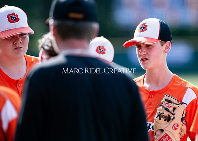 Fuquay-Varina vs West Lake baseball championship at Broughton high School. June 2, 2019. D4S_0257