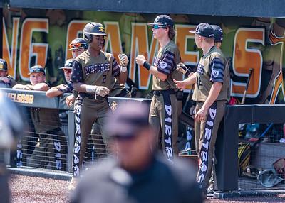 Jacob Grimes baseball at Campbell University. September 11, 2021.