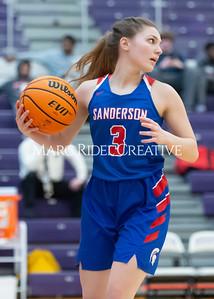 Broughton boys and girls varsity basketball vs Sanderson. Senior night. February 11, 2020. D4S_3221