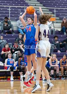 Broughton boys and girls varsity basketball vs Sanderson. Senior night. February 11, 2020. D4S_3182
