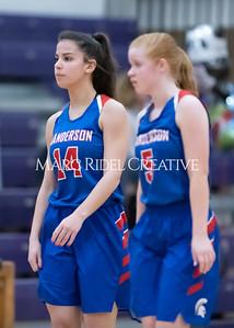 Broughton boys and girls varsity basketball vs Sanderson. Senior night. February 11, 2020. MRC_4625