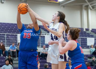 Broughton boys and girls varsity basketball vs Sanderson. Senior night. February 11, 2020. D4S_3194