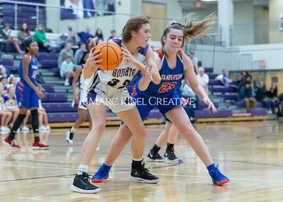 Broughton boys and girls varsity basketball vs Sanderson. Senior night. February 11, 2020. D4S_3433