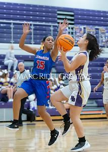 Broughton boys and girls varsity basketball vs Sanderson. Senior night. February 11, 2020. D4S_3393