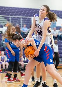 Broughton boys and girls varsity basketball vs Sanderson. Senior night. February 11, 2020. D4S_3079