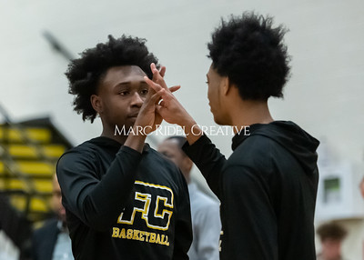 Farmville Central vs Riverside basketball. January 20, 2020. MRC_1473