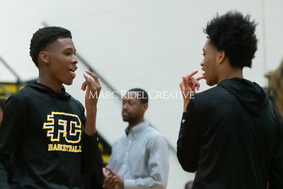 Farmville Central vs Riverside basketball. January 20, 2020. MRC_1466