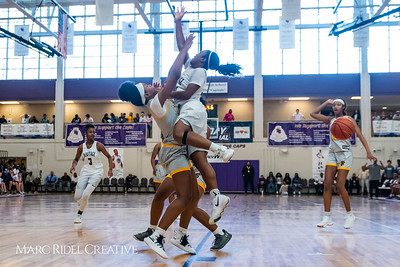 Heritage women's basketball vs St. Fances. John Wall Holiday Invitational championship game. December 29, 2018. MRC_9512